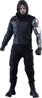 Imagen de Captain America: Civil War - Movie Masterpiece Series 1/6 Winter Soldier 31 cm