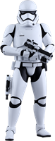 Imagen de Star Wars Episode VII Figura Movie Masterpiece 1/6 First Order Stormtrooper 30 cm