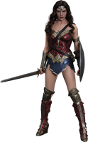 Imagen de Batman v Superman Dawn of Justice Figura Movie Masterpiece 1/6 Wonder Woman 29 cm
