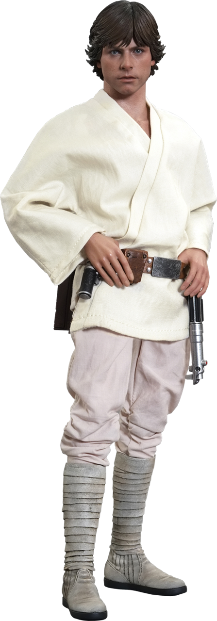 Imagen de Star Wars Figura Movie Masterpiece 1/6 Luke Skywalker 28 cm