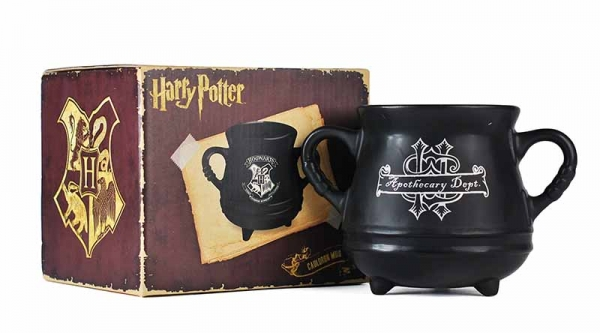 Imagen de Harry Potter Taza Caldero Hogwarts