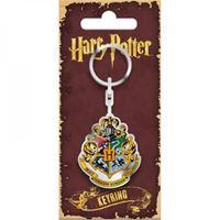 Imagen de Harry Potter Llavero Metálico Hogwarts 5 cm