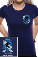 Imagen de Harry Potter Camiseta Chica Ravenclaw Talla L