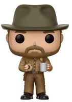 Imagen de Stranger Things POP! TV Vinyl Figura Hopper 9 cm