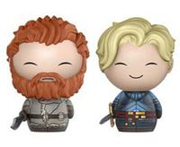 Imagen de Juego de Tronos Dorbz Vinyl pack de 2 Figuras Tormund & Brienne Summer Convention Exclusive 8 cmJuego de Tronos Dorbz Vinyl pack de 2 Figuras Tormund & Brienne Summer Convention Exclusive 8 cm