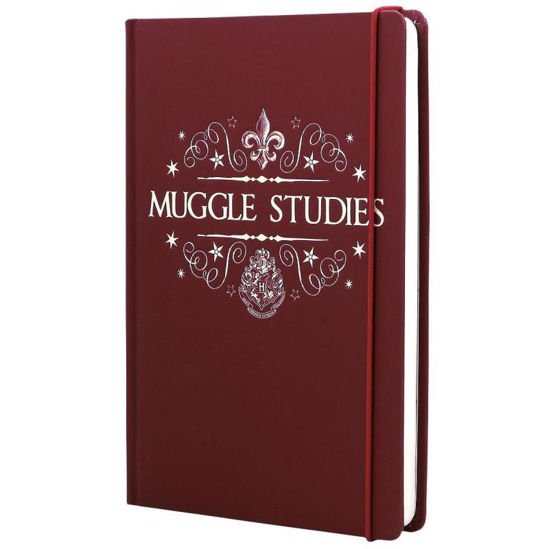 Imagen de Libro de Notas Muggle Studies
