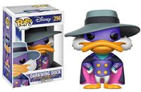 Imagen de Pato Darkwing POP! Disney Vinyl Figura Darkwing Duck 9 cm
