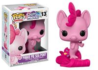 Imagen de My Little Pony POP! Movies Vinyl Figura Pinkie Pie Sea Pony 9 cm