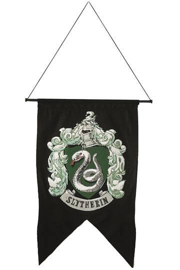 Imagen de Harry Potter Bandera Slytherin Crest 50 x 76 cm
