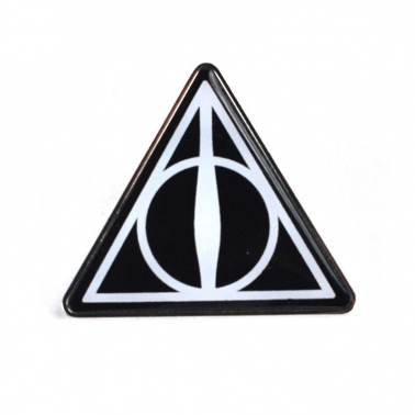 Imagen de Harry Potter Pin Deathly Hallows