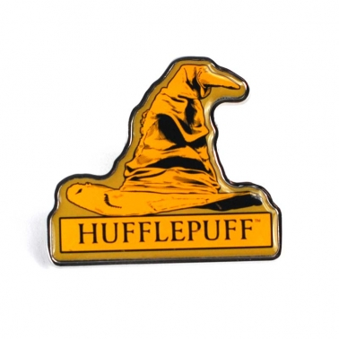 Imagen de Harry Potter Pin Hufflepuf Sorting Hat