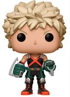 Imagen de My Hero Academia POP! Animation Vinyl Figura Katsuki 10 cm