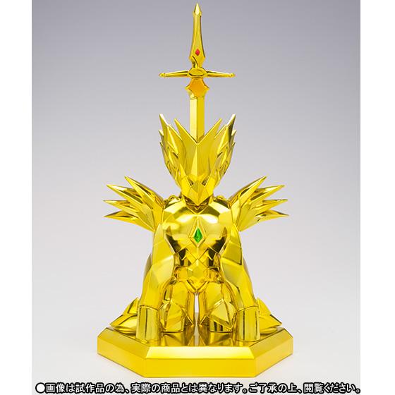 Imagen de Saint Seiya Myth Cloth Odin Aioria