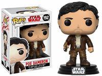 Imagen de Star Wars Episode VIII POP! Vinyl Cabezón Poe Dameron 9 cm