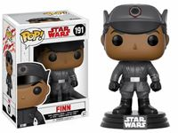 Imagen de Star Wars Episode VIII POP! Vinyl Cabezón Finn 9 cm