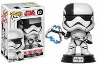 Imagen de Star Wars Episode VIII POP! Vinyl Cabezón First Order Executioner 9 cm