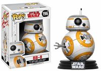 Imagen de Star Wars Episode VIII POP! Vinyl Cabezón BB-8 9 cm