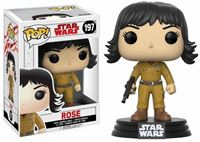 Imagen de Star Wars Episode VIII POP! Vinyl Cabezón Rose 9 cm