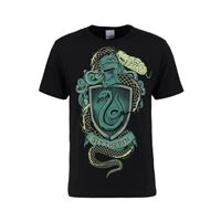 Imagen de Harry Potter Camiseta Unisex Slytherin