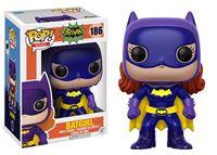 Imagen de Batman 1966 POP! Heroes Vinyl Figura Batgirl 9 cm