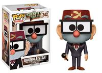 Imagen de Gravity Falls POP! Animation Vinyl Figura Grunkle Stan 9 cm
