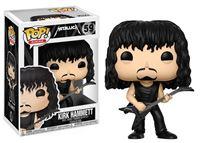 Imagen de Metallica POP! Rocks Vinyl Figura Kirk Hammett 9 cm