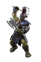 Imagen de Thor Ragnarok Figura Movie Masterpiece 1/6 Gladiator Hulk 42 cm