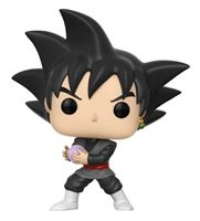 Imagen de Dragonball Super POP! Animation Vinyl Figura Goku Black 9 cm