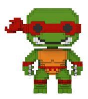 Imagen de Tortugas Ninja 8-Bit POP! Vinyl Figura Raphael 9 cm
