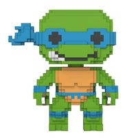 Imagen de Tortugas Ninja 8-Bit POP! Vinyl Figura Leonardo 9 cm