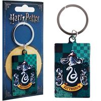 Imagen de Harry Potter Llavero Rectangular Slytherin
