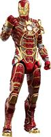 Imagen de Iron Man 3 Figura MMS Diecast 1/6 Iron Man Mark XLI Bones Hot Toys Summer Exclusive