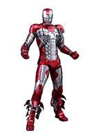 Imagen de Iron Man 2 Figura Movie Masterpiece Diecast 1/6 Iron Man Mark V 32 cm