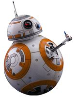 Imagen de Star Wars Episode VIII Figura Movie Masterpiece 1/6 BB-8 11 cm