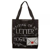 Imagen de Harry Potter Bolsa Compra Plegable Letter