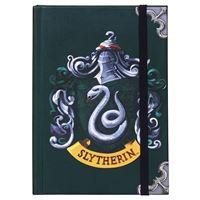 Imagen de Harry Potter Notebook A6 Slytherin