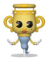 Imagen de Cuphead Figura POP! Games Vinyl Legendary Ghost 9 cm