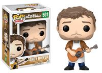 Imagen de Parks and Recreation POP! TV Vinyl Figura Andy Dwyer 9 cm