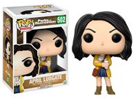 Imagen de Parks and Recreation POP! TV Vinyl Figura April Ludgate 9 cm