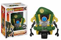 Imagen de Borderlands POP! Games Vinyl Figura Commando Claptrap 9 cm DISPONIBLE APROX:ENERO 2018