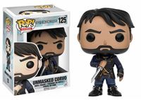 Imagen de Dishonored POP! Games Vinyl Figura Corvo Unmasked 9 cm DISPONIBLE APROX:ENERO 2018