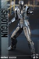 Imagen de Iron Man 3 Figura Movie Masterpiece 1/6 Iron Man Mark XL Shotgun 30 cm