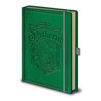 Imagen de Harry Potter Notebook Slytherin Premium Edition