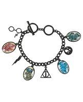 Imagen de Harry Potter Pulsera Symbols