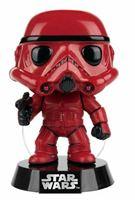 Imagen de Star Wars POP! Vinyl Cabezón Red Stormtrooper 9 cm