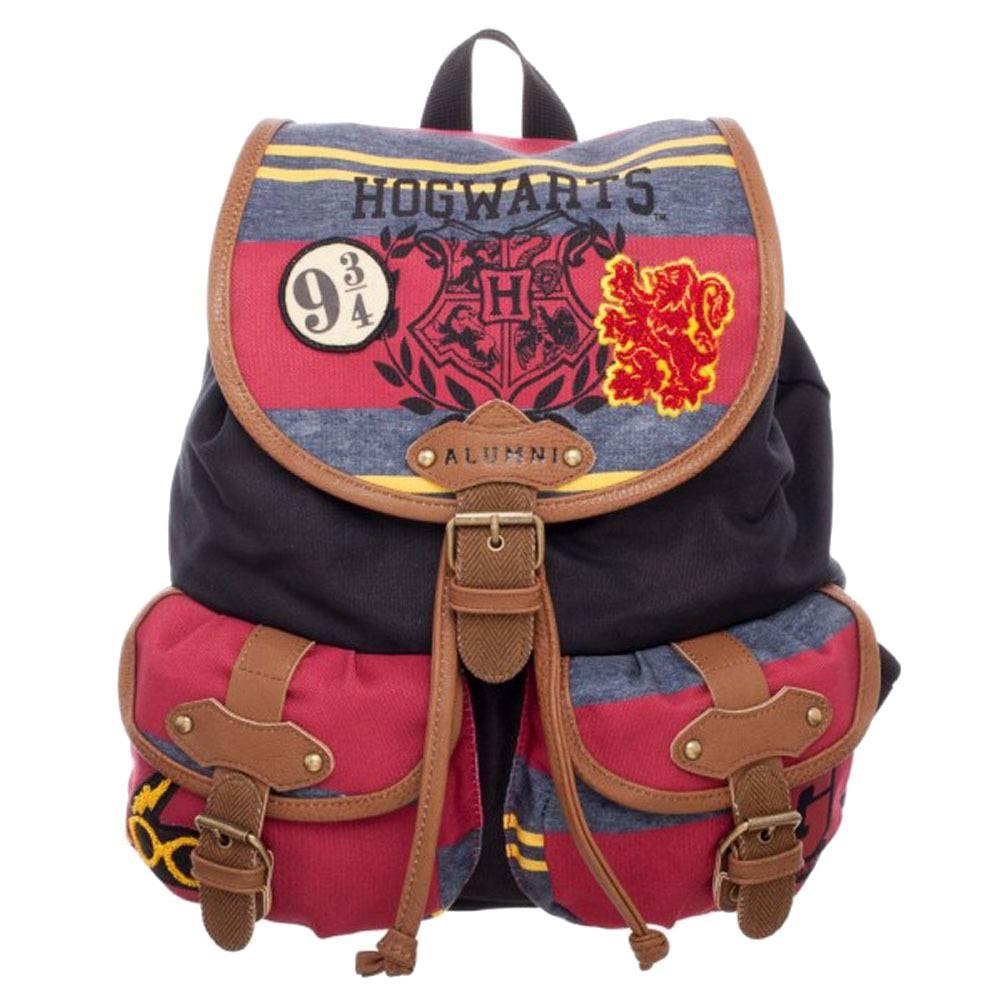 Imagen de Harry Potter Bolso-Mochila Hogwarts Alumni