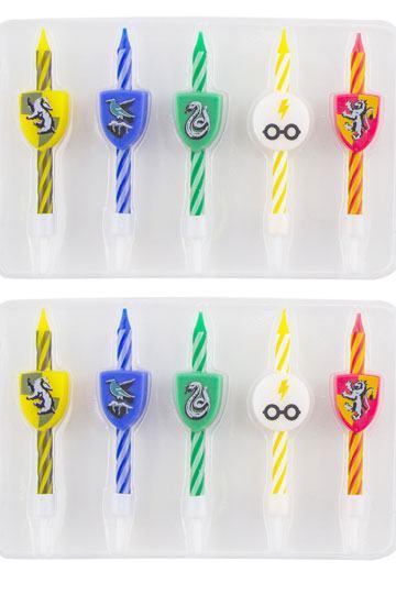 Imagen de Harry Potter Set 10 Velas de Cumpleaños