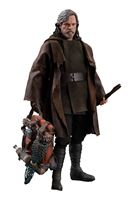 Imagen de Star Wars Episodio VIII Figura Movie Masterpiece 1/6 Luke Skywalker Deluxe Version 29 cm