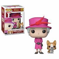 Imagen de Royal Family Figura POP! Vinyl Queen Elizabeth II 9 cm