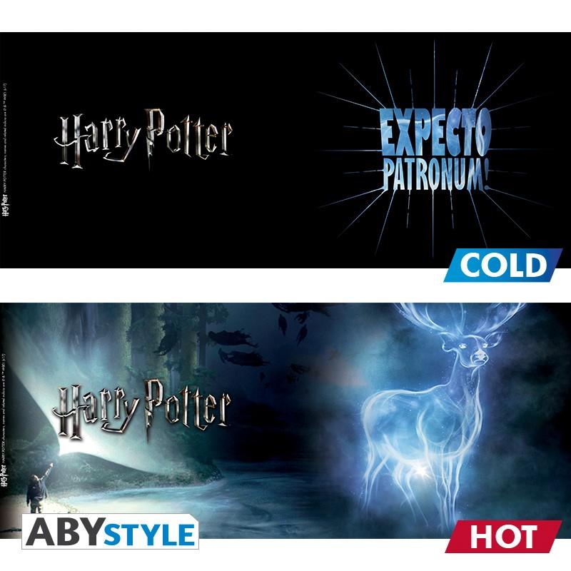 Imagen de Harry Potter Taza Térmica Expecto Patronus